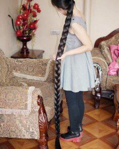 China Long Haircuts