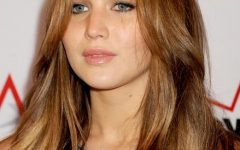 Jennifer Lawrence Long Hairstyles