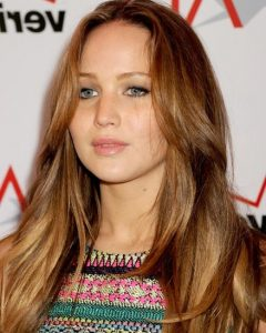 Related About Jennifer Lawrence Long Bob Hairstyle