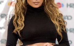 Jennifer Lopez Braided Hairstyles