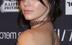 Low-key Curtain Bangs Hairstyles