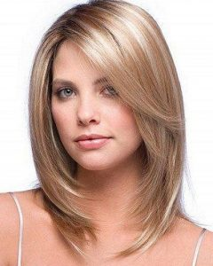 Medium Long Hairstyles with Layers
