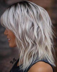 Shag Hairstyles For Thin Hair
