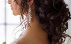 Wedding Half Up Long Hairstyles