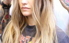 Blunt Long Hairstyles