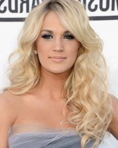 Carrie Underwood Long Hairstyles