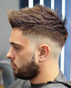 Fauxhawk Haircuts