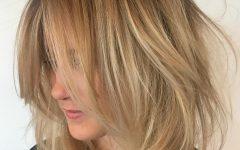 Medium Choppy Haircuts for Fine Hair