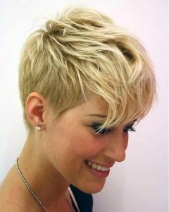Medium Length Pixie Haircuts