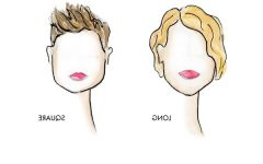Pixie Haircuts for Oval Face Shape