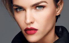 Ruby Rose Medium Hairstyles