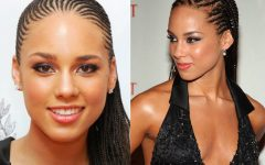 Braided Hairstyles For Dark Hair
