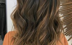 Highlighted Medium Hairstyles