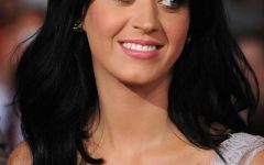 Katy Perry Long Hairstyles