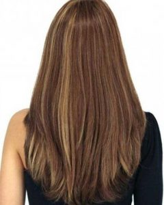 Long Haircuts From The Back