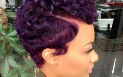 Pixie Haircuts for Black Girl