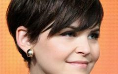 Pixie Haircuts for Fat Face