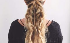 Two Braids in One Hairstyles