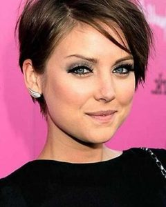 Pixie Haircuts Styles For Thin Hair