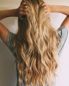 Amber Waves Blonde Hairstyles