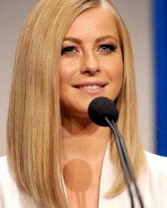 Angled Long Haircuts