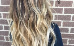 Balayage Hairstyles for Long Layers