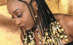 Beaded Braids Hairstyles