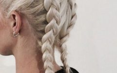 Braided Hairstyles For White Hair