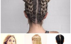 Double Braided Hairstyles