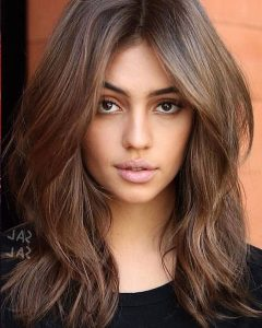Full Voluminous Layers For Long Hairstyles