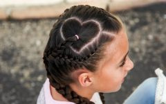 Heart Braided Hairstyles