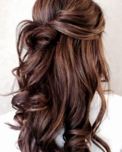 Long Hairstyles For Special Occasions