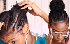 Natural Cornrow Hairstyles