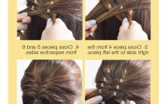 Thick Two Side Fishtails Braid Hairstyles