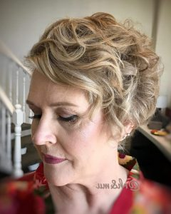 Vintage Mother Of The Bride Hairstyles