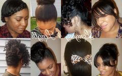 Updo Hairstyles for Permed Hair