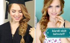 Braided Graduation Hairstyles