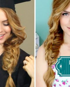Braided Graduation Hairstyles