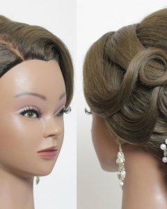 Classic Wedding Hairstyles For Long Hair