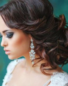 Elegant Long Hairstyles For Weddings