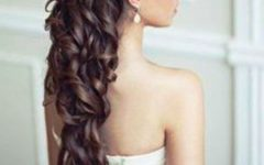 Hairstyles for Long Hair for a Wedding Party