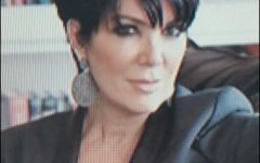 Kris Jenner Medium Hairstyles