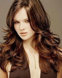 Long Hairstyles with Layers for Thick Hair