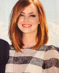 Medium Haircuts for Women with Round Faces
