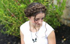 Milkmaid Braided Hairstyles
