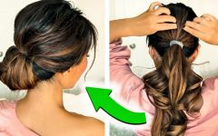 Tie It Up Updo Hairstyles
