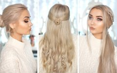 Wedding Hairstyles for Short Hair with Extensions