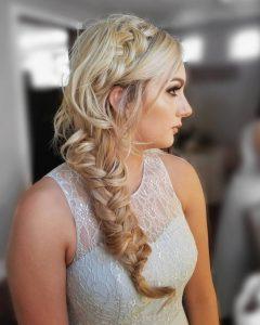 Wedding Side Hairstyles