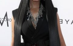 Nicki Minaj Long Hairstyles