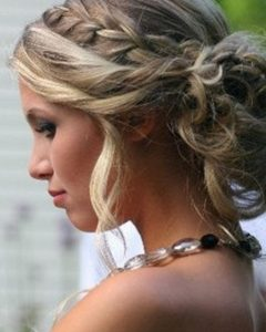 Wedding Hairstyles For Shoulder Length Thick Hair